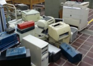 大阪府松原市にて事務所のゴミ処分