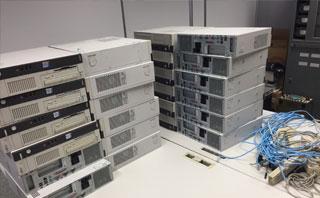 パソコン、プリンターなどOA機器類の処分