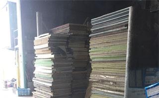 畳の廃棄処分