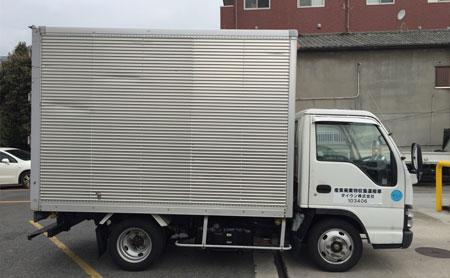 2tショート車(容量11.5㎥)